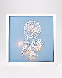 Light Up Dream Catcher Frame
