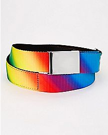 Rainbow Unicorn Belt