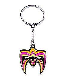 Ultimate Warrior Key Chain - WWE