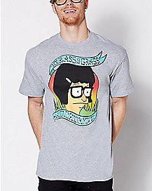 Your Ass Is Grass T Shirt - Bob's Burgers
