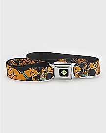 Scooby Doo Seatbelt Belt