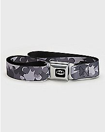 Camo Batman Seatbelt Belt - DC Comics