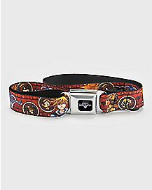 Kingdom Hearts Seatbelt Belt - Disney