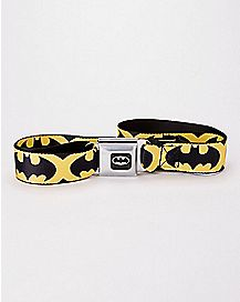 Batman Seatbelt Belt - DC Comics
