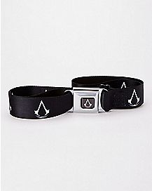 Crest Assassin's Creed Seatbelt Belt