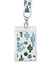 Cactus Lanyard