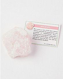 Rose Quartz Rock