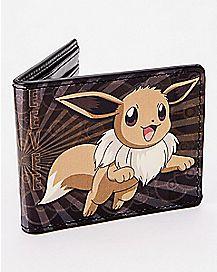 Eevee Bifold Wallet - Pokemon