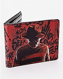 Freddy Krueger Bifold Wallet - Nightmare on Elm Street