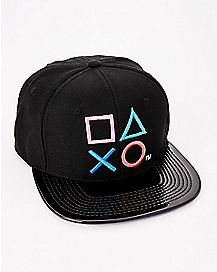 PlayStation Snapback Hat