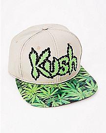 Kush Snapback Hat