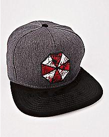 Resident Evil Snapback Hat