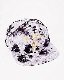 Tie Dye Naruto Snapback Hat