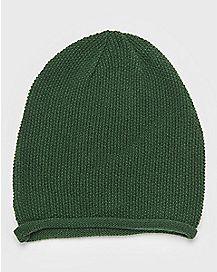 Rolled Beanie Hat