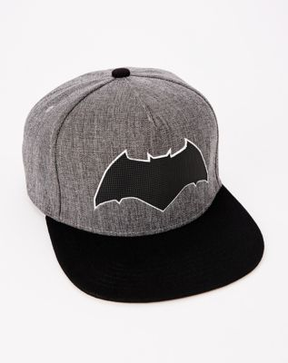 41841dd76ff98 Knit Batman Snapback Hat - DC Comics - Spencer s