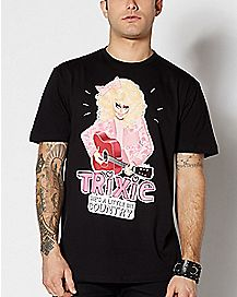 Trixie Mattel - Oh Honey by The House of Avalon T Shirt - Drag Queen Merch