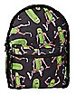 Reversible Pickle Rick Backpack - Rick and Morty