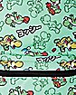 Green Reversible Yoshi Backpack - Nintendo