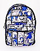 Reversible Sonic The Hedgehog Backpack - Sega