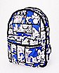 Reversible Sonic The Hedgehog Backpack - Sega