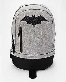 Logo Batman Cooler Backpack - DC Comics