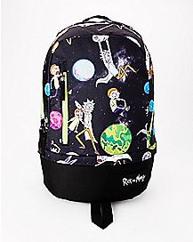 Galaxy Rick and Morty Cooler Backpack Quick View 3e9e85b647292