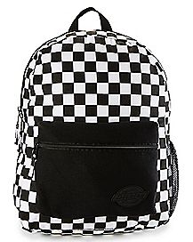 Checkered Backpack - Dickies