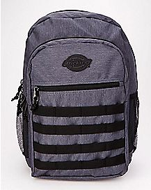 Charcoal Ripstop Backpack - Dickies
