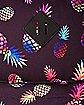 Rainbow Pineapples Backpack