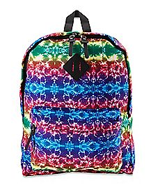 Rainbow Gradient Lightning Backpack