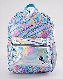 Unicorn Iridescent Backpack