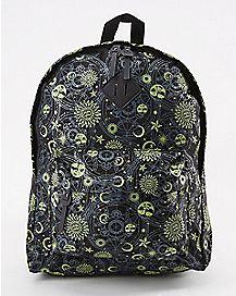Glow In the Dark Celestial Backpack