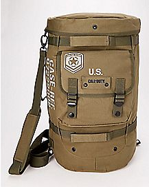 Convertible Call Of Duty Duffle Bag