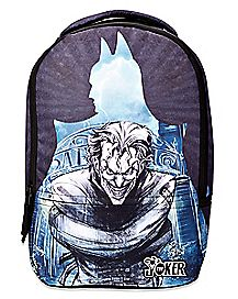 Batman and The Joker Backpack - DC Comics