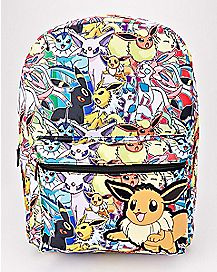 Eevee Evolution Backpack - Pokemon