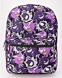 Gengar Evolution Backpack - Pokemon