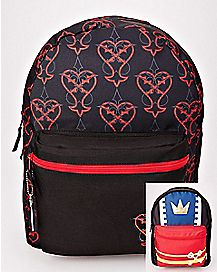 Reversible Kingdom Hearts Backpack