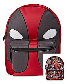 Reversible Deadpool Backpack - Marvel
