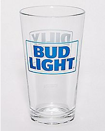 Dilly Dilly Bud Light Pint Glass - 16 oz.