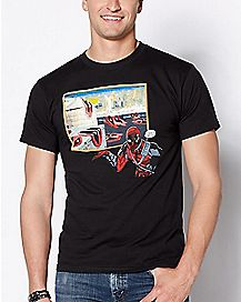 I Don't Get It Deadpool T Shirt - Marvel