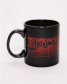 Bitchin' Coffee Mug 20 oz. - Stranger Things
