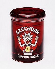 Schezuan Sauce Storage Jar 3 oz. - Rick and Morty