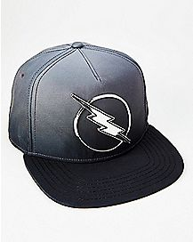 Ombre Zoom Flash Snapback Hat - DC Comics