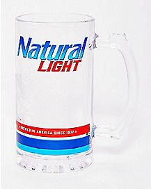 Natural Light Beer Mug - 16 oz.
