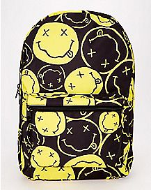 Smiley Face Nirvana Backpack