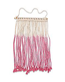 Ombre Hanging Macrame