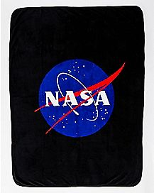 NASA Fleece Blanket