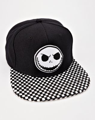 518ee56eec2bf Zoom Flash Snapback Hat - DC Comics.  29.99. Checkered Jack Skellington Snapback  Hat - The Nightmare Before Christm