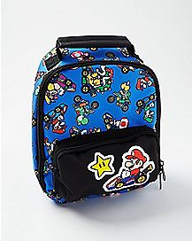 Mario Kart Lunch Box