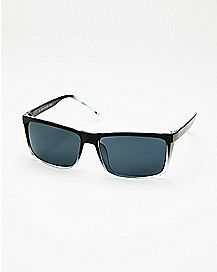 Retro Faded Sunglasses